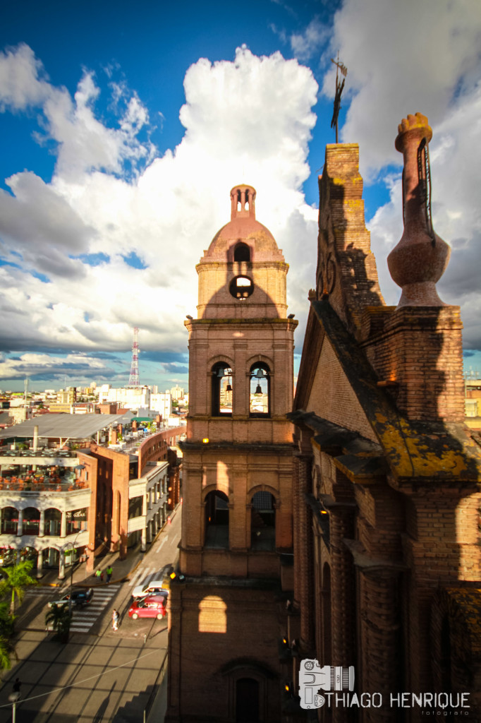 Basílica de San Lorenzo - Sta Cruz de la Sierra - Bolívia